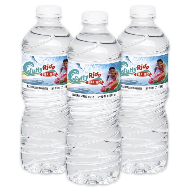Twist-Cap Bottled Water